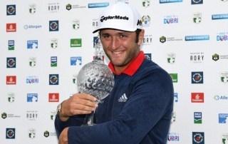 John Rahm Irish Open champion