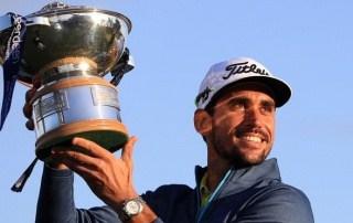 Rafa Cabrera Bello Golf Champion