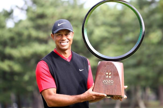 Tiger Woods - Zozo Championship