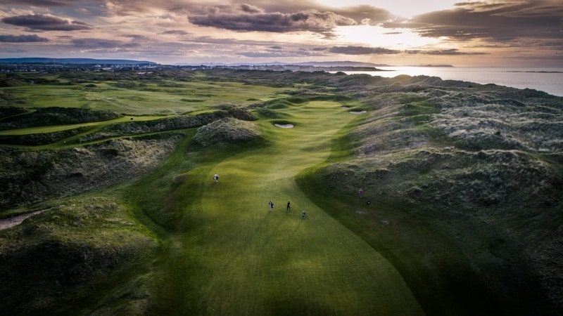 The Open 2019, North & West Coast Links Golf Ireland