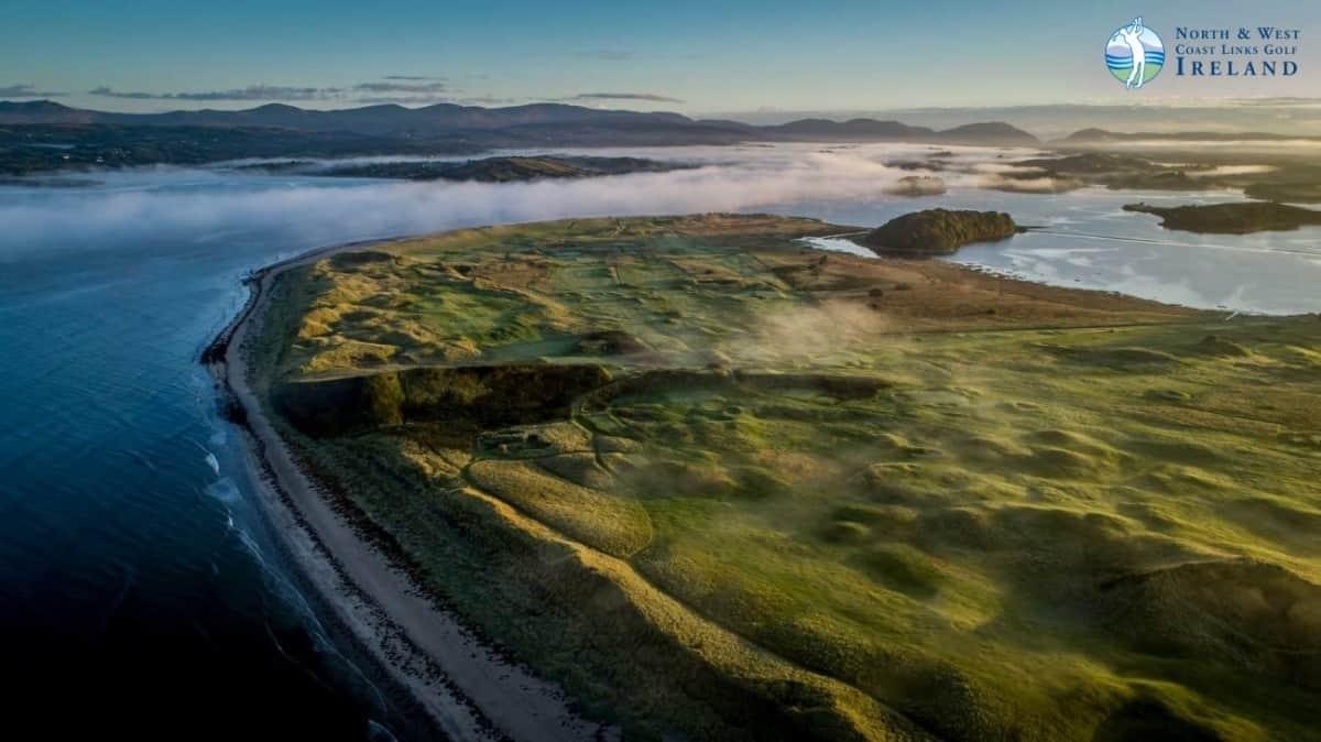 Matt Adams Ireland Trip 2022, North & West Coast Links Golf Ireland