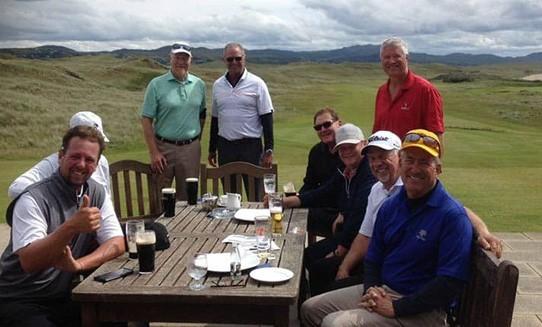 Golf Vacation Accommodation, North & West Coast Links Golf Ireland