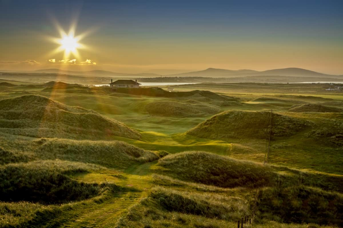 Sister Courses in Ireland and Oregon to Host Golf Championships in 2021, North & West Coast Links Golf Ireland